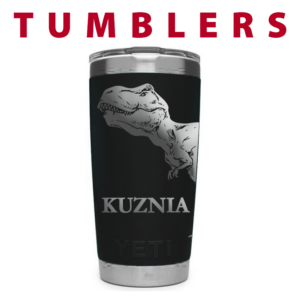 tumbler cups mugs custom engraving