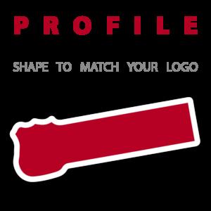custom profile locker plates nameplates