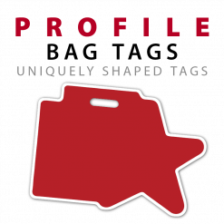 profile bag tags