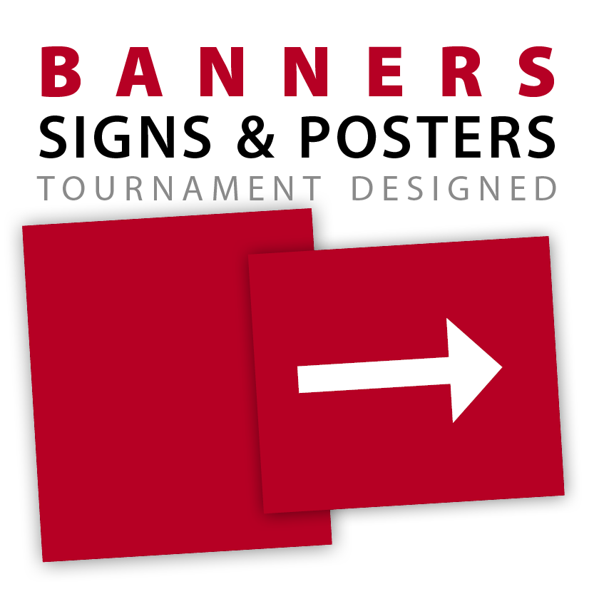 brings you to banners, signs and poster page
