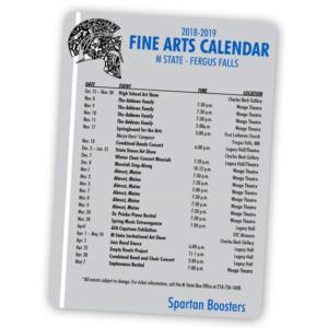 calendar customizable magnetics logos image photographs cuts size