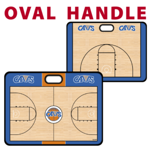 basketball full half court traditional standard sideline court side dry-erase whiteboards boards hand held