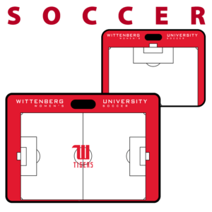 soccer full half field traditional standard sideline court side dry-erase whiteboards boards hand held