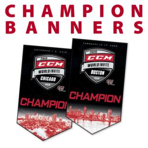 championship tournament banners