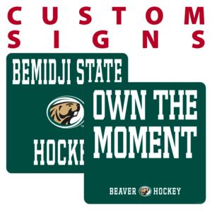custom equipment locker room office business company signs