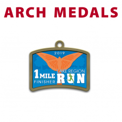 arch customizable personizable individualize bronze medal