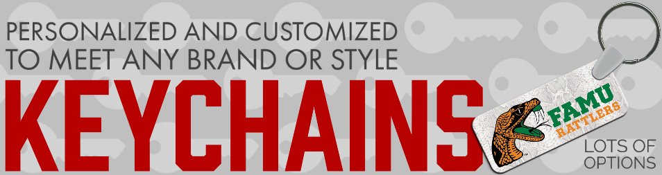 personalized individualized customized brand style shape material keychains zipper pulls