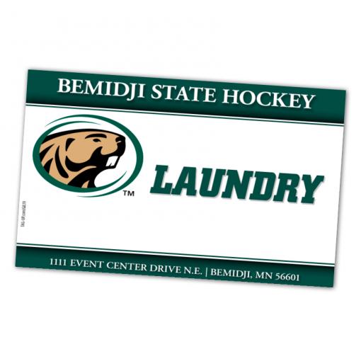 duffy bag window instert customizable team color logos personlization laundry multi-use hockey