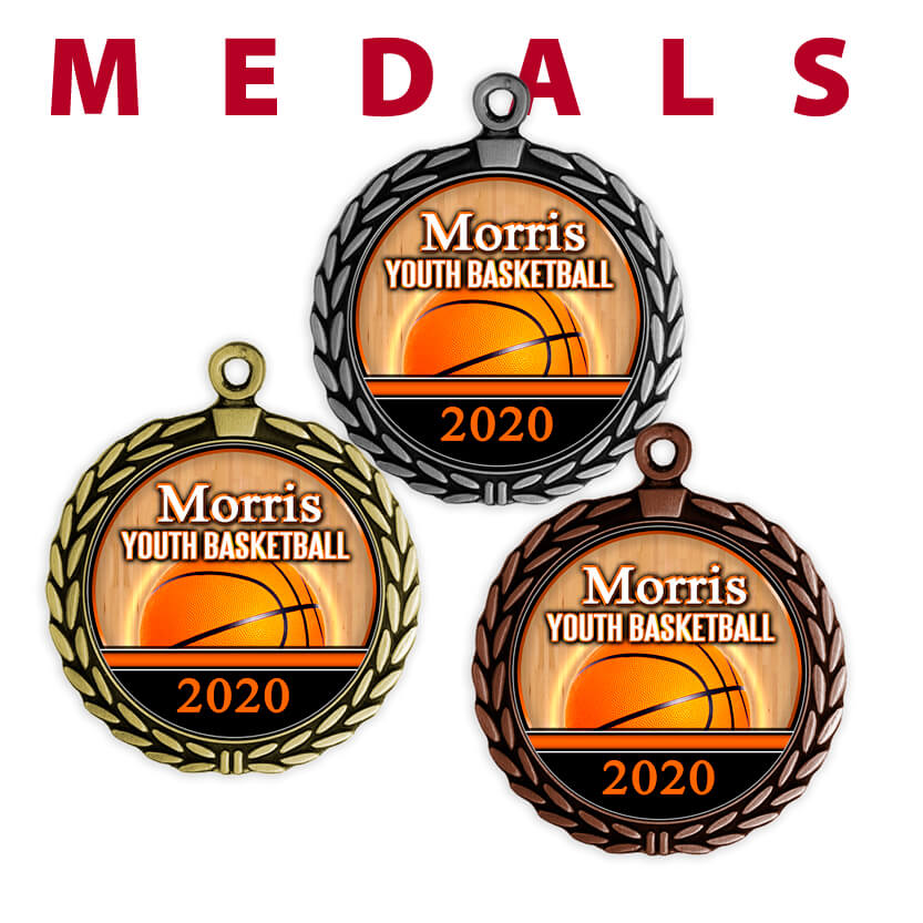 Custom Medals Awards