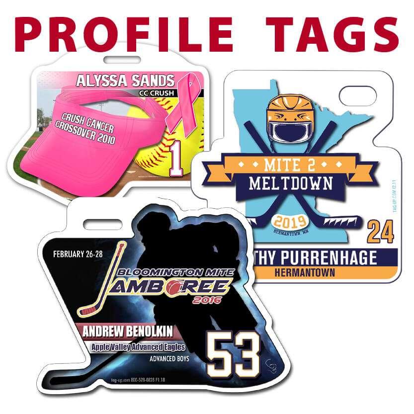 Profile Tags Athletics