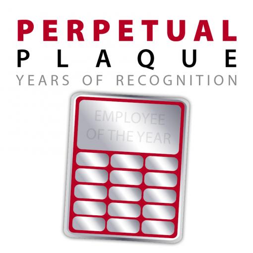 custom perpetual plaque awards
