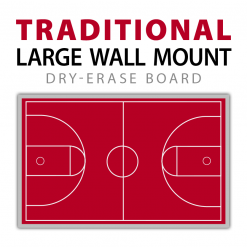 customizable traditional large dry-erase board