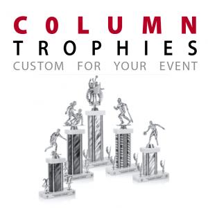 custom column trophies