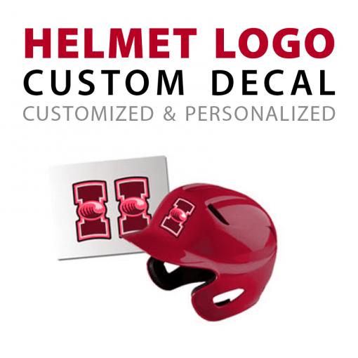Customizable Helmet Logo Decals