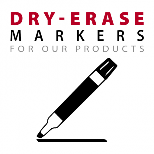 dry eraser markers