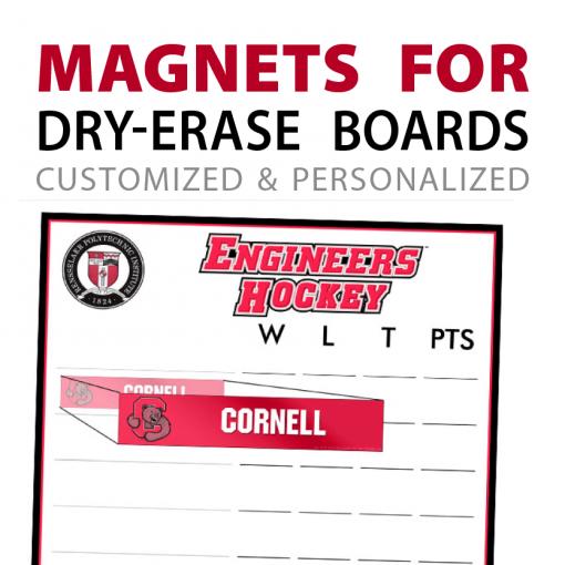 custom dry erase magnets for dry-erase boards