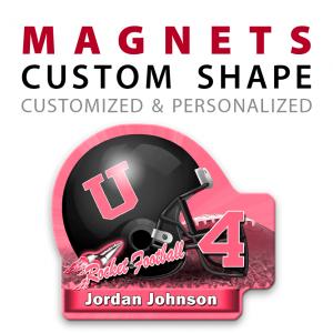 custom shape magnets
