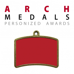 custom arch medals